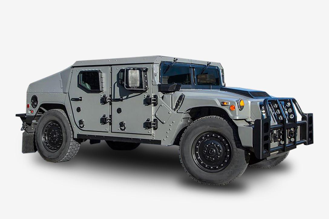 AM General NXT 360 Tactical Humvee