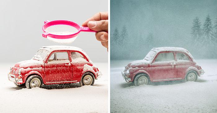 Amazing Toy Photography