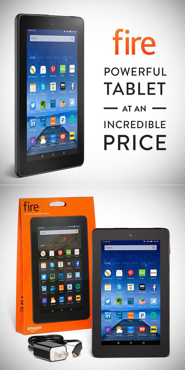 Amazon 7 Fire
