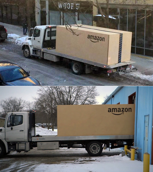 Amazon Delivery Service