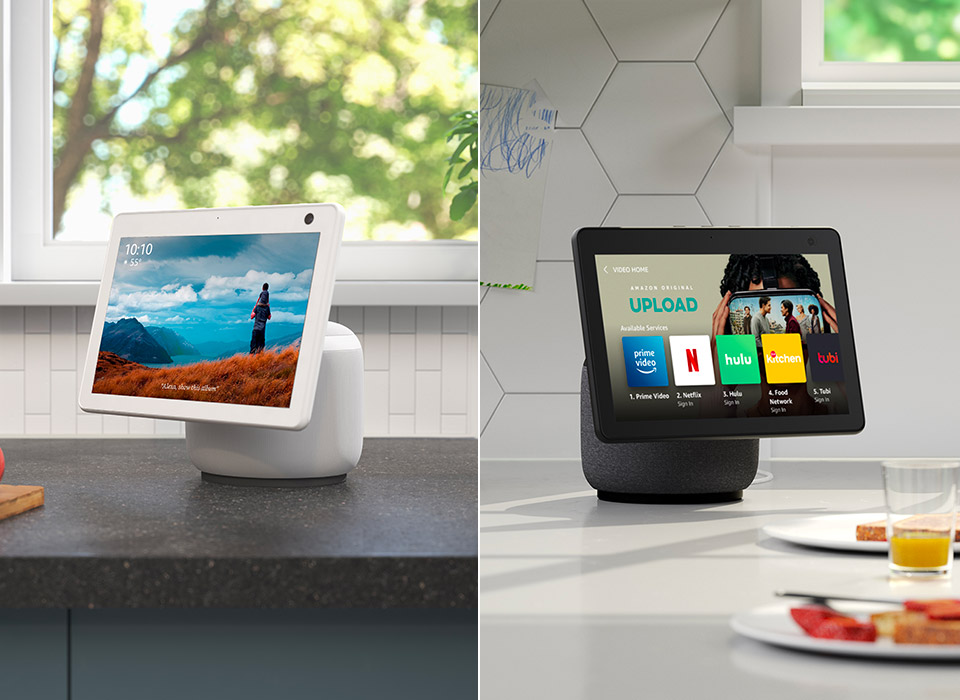 Amazon Echo Show 10 HD Smart Display