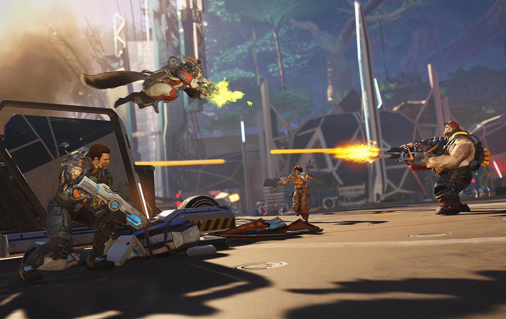 Amazon Game Studios Crucible