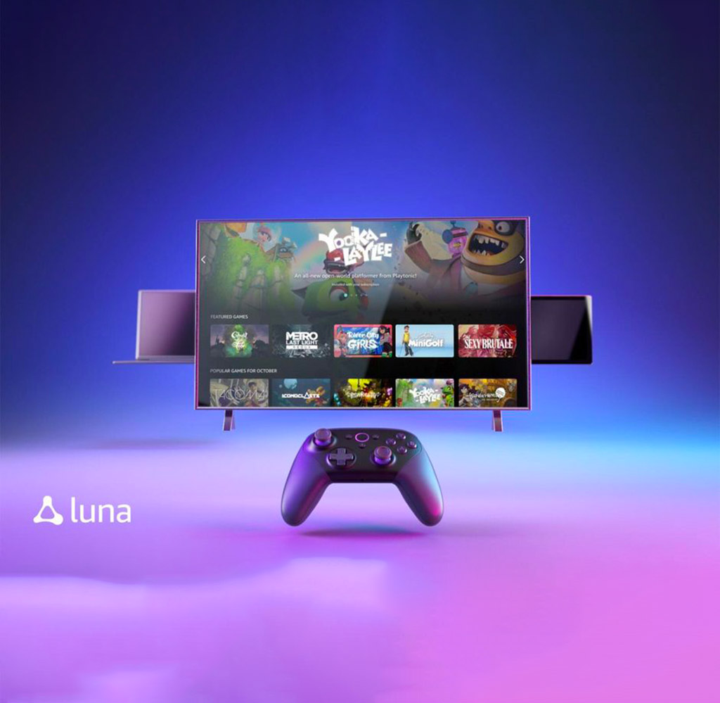 Amazon Luna Cloud Gaming