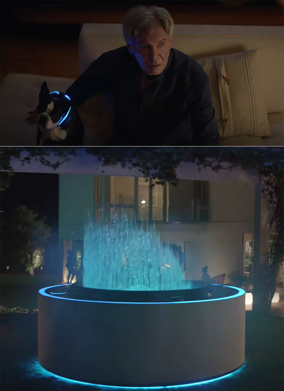 Amazon Super Bowl Harrison Ford Alexa