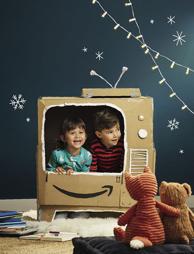 Amazon Toy Catalog