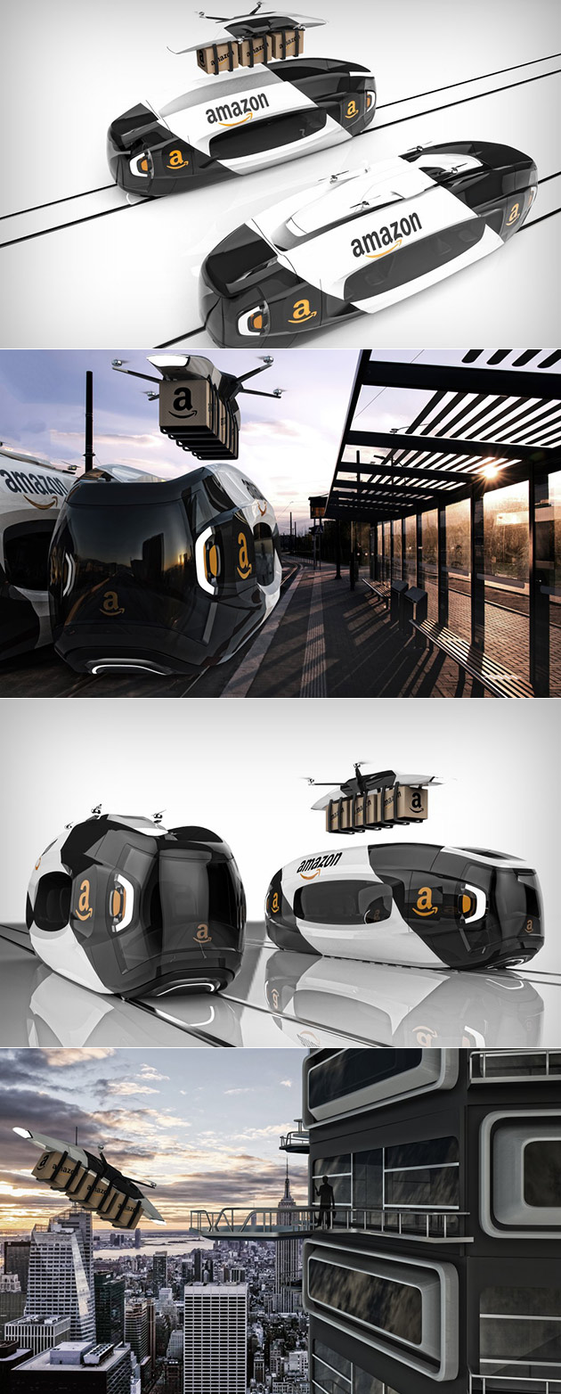 Amazon Electric Train