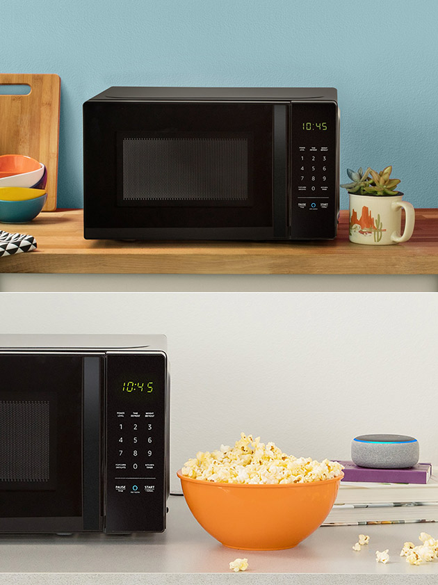 AmazonBasics Microwave Alexa