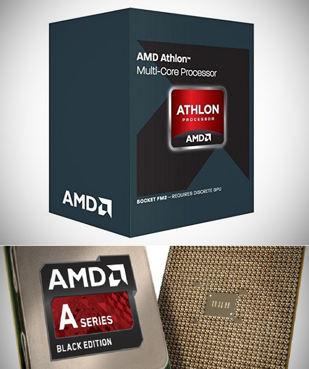 AMD Athlon X4 860K Black Edition