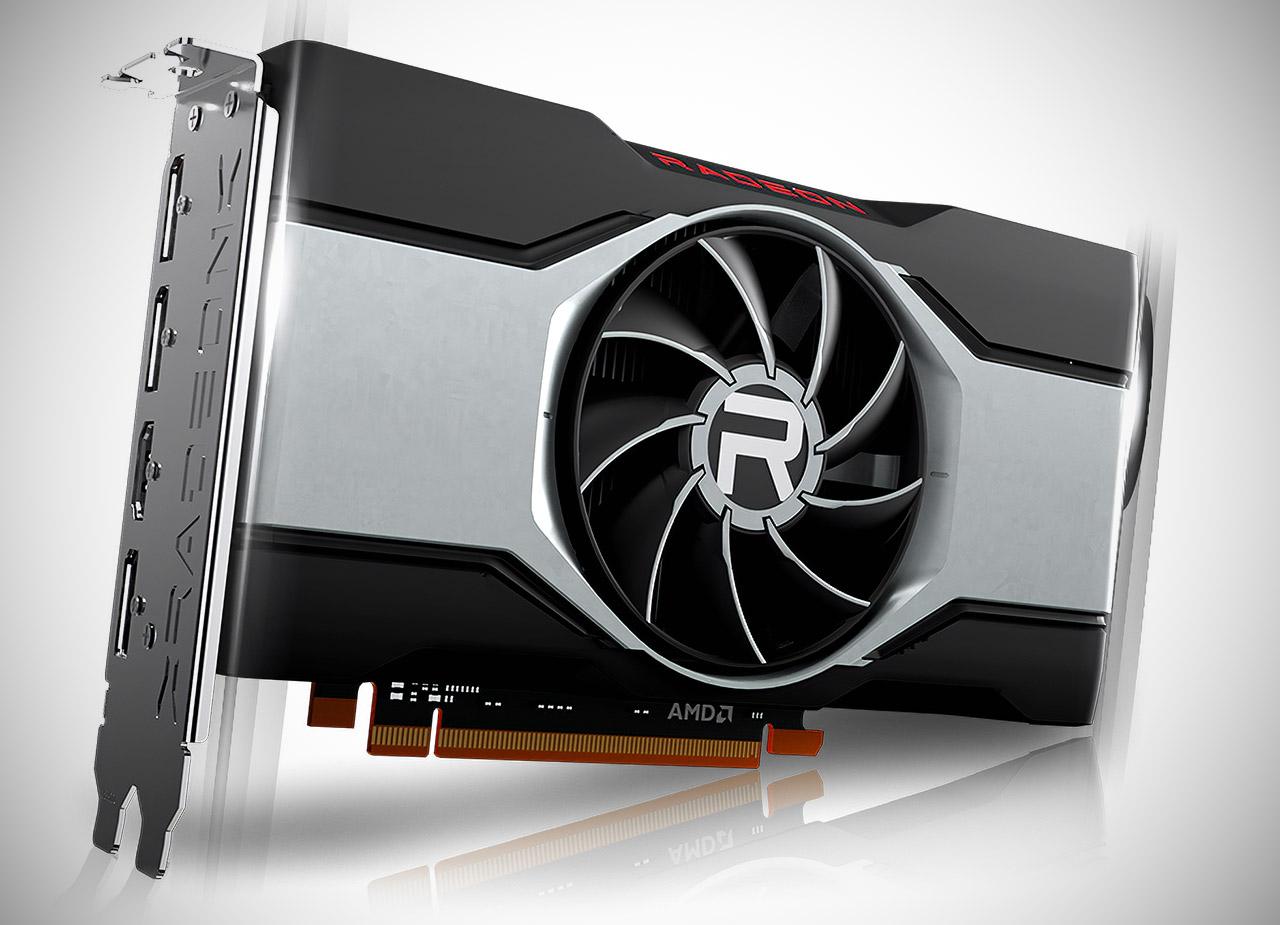 AMD Radeon RX 6600 XT GPU Graphics Card