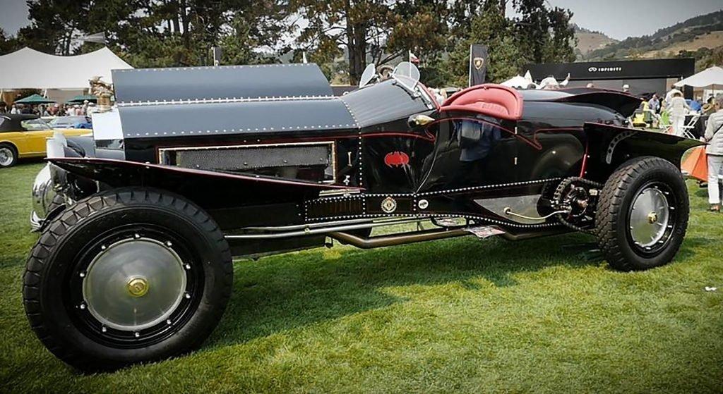 American LaFrance Batmobile