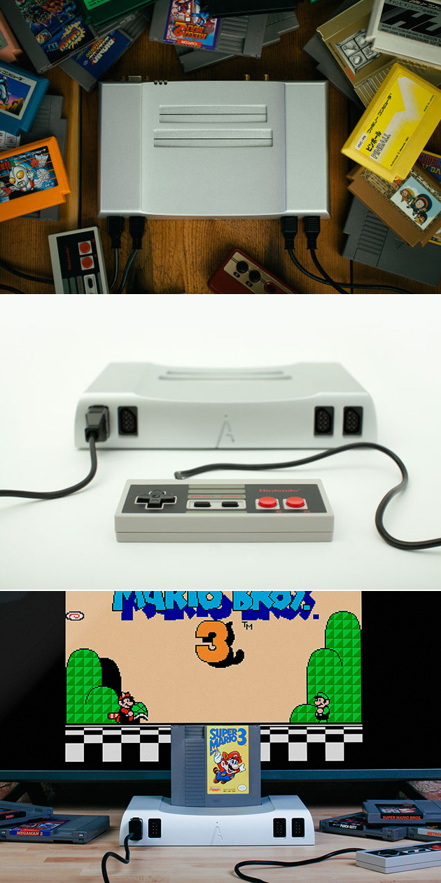 Analogue NT NES Cosole