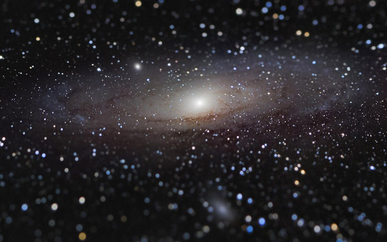 Andromeda Galaxy Astronomy Photographer of the Year