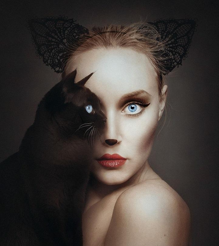 Animal Human Eye