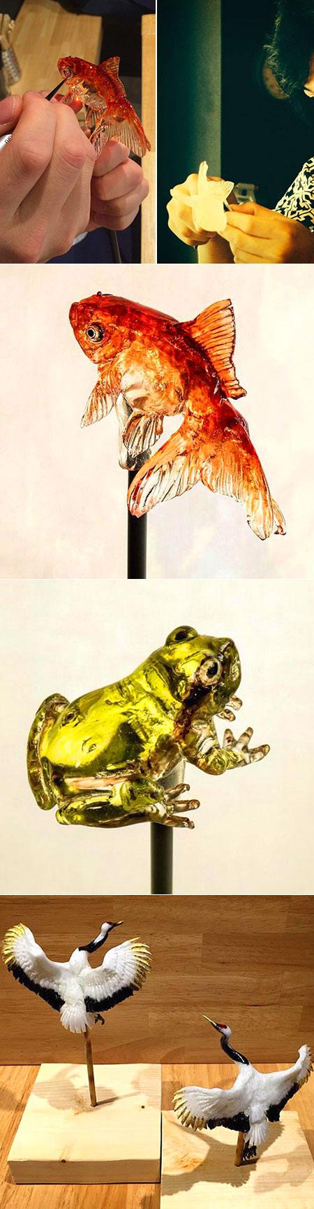 Animal Lollipop Japan