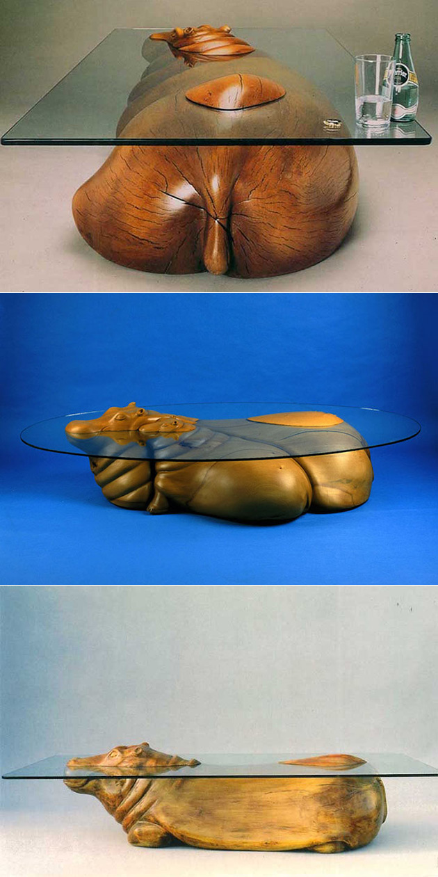 Animal Coffee Table