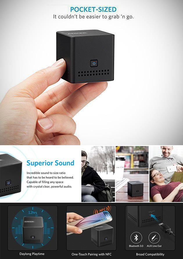 Anker A7910 Speaker