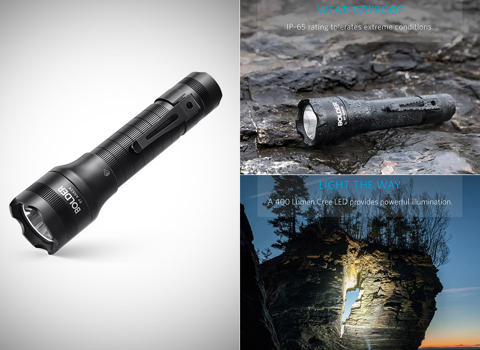 Anker Bolder LC40 Flashlight