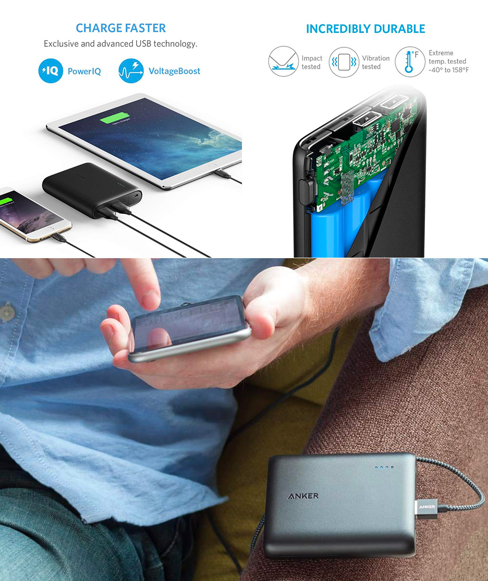 Anker PowerCore 104000mAh