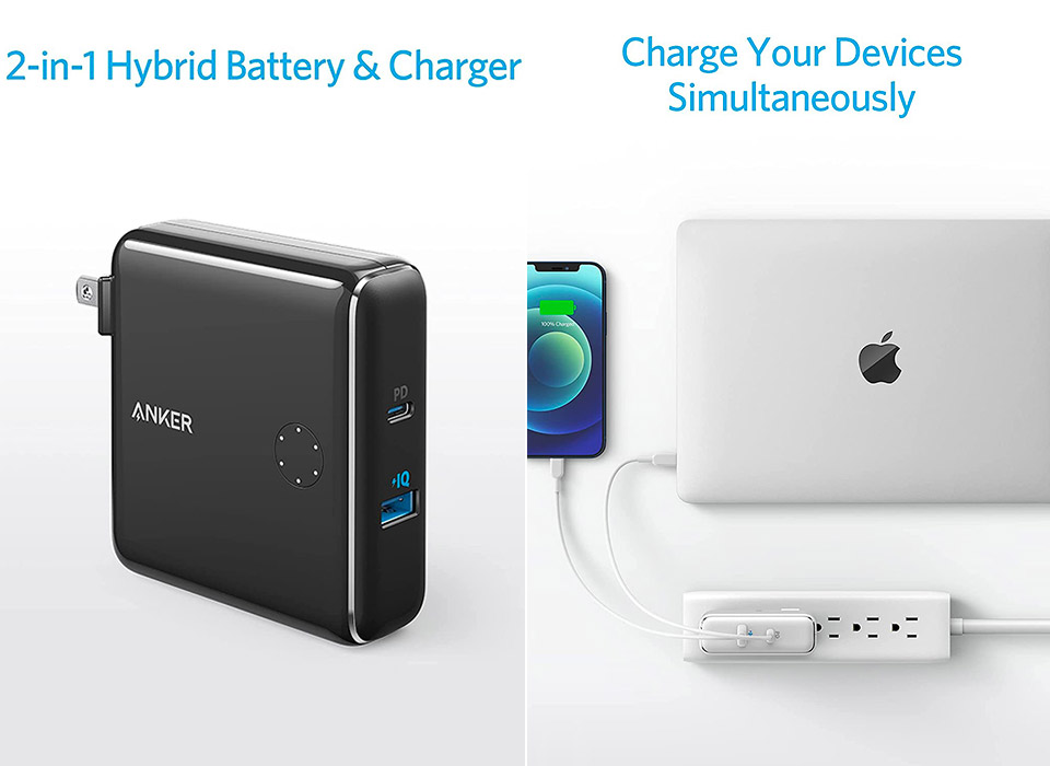 Anker PowerCore Fusion Power Delivery Battery Charger