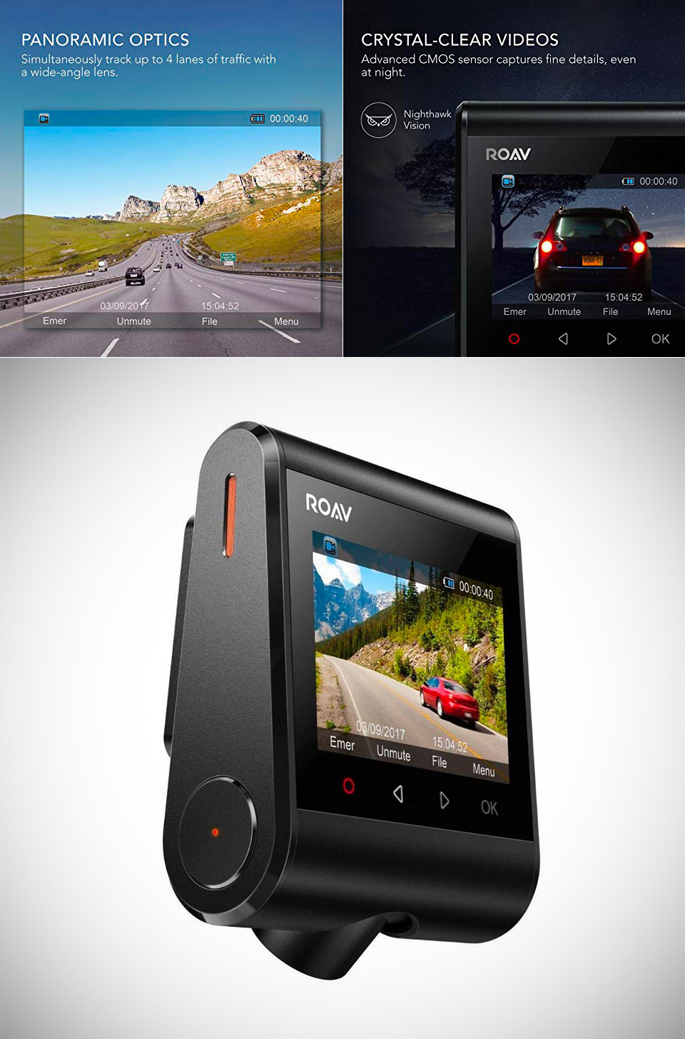 Anker Roav Dashcam C1 Review