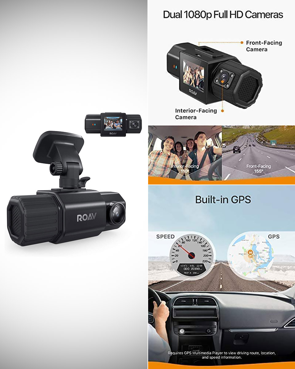 Anker Roav DashCam Duo