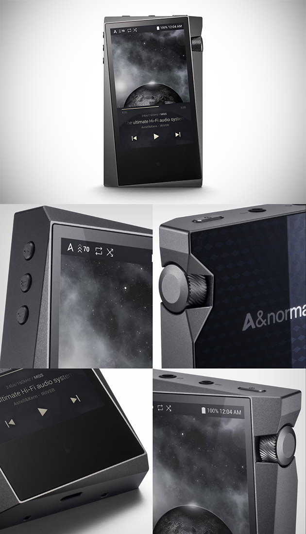 Anorma SR15 Music Player