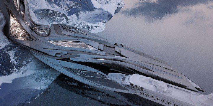 Antarctic Research Facility