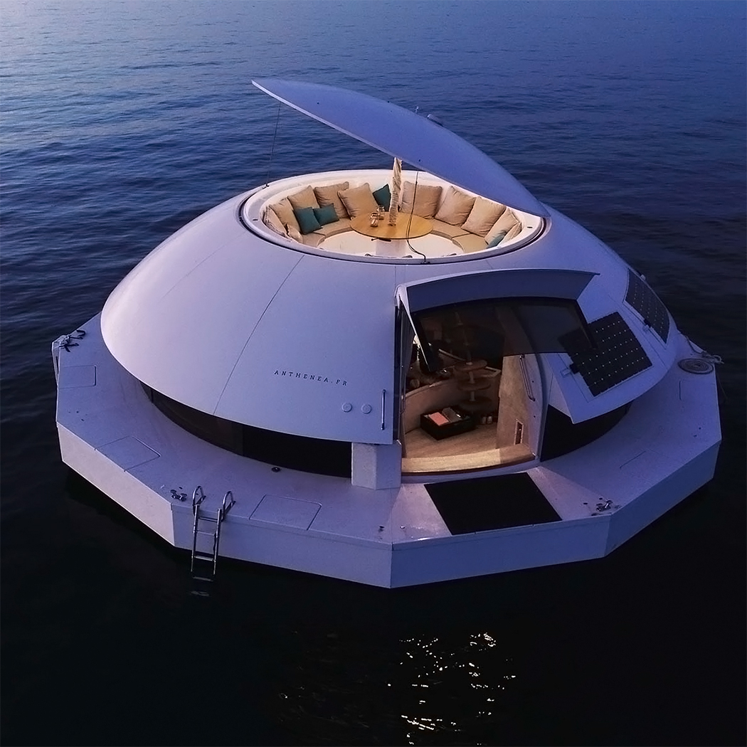 Anthenea Floating Hotel Suite