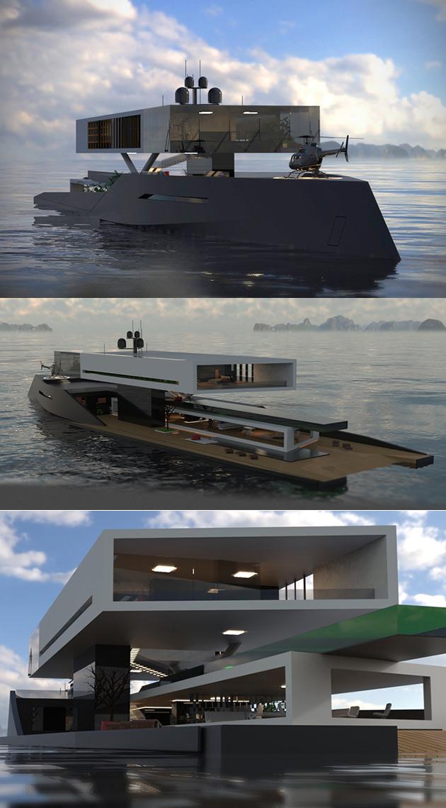 Antithesis Superyacht
