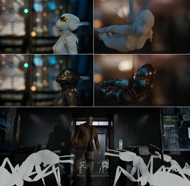 Ant-Man Wasp VFX