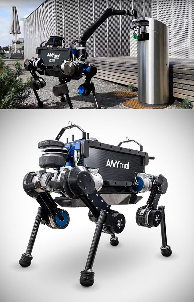ANYMal ALMA Robot