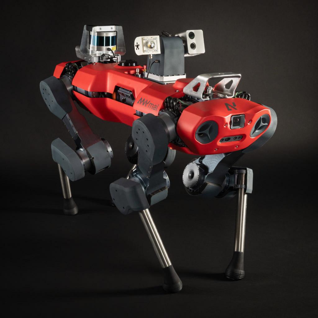 ANYmal C Legged Robot