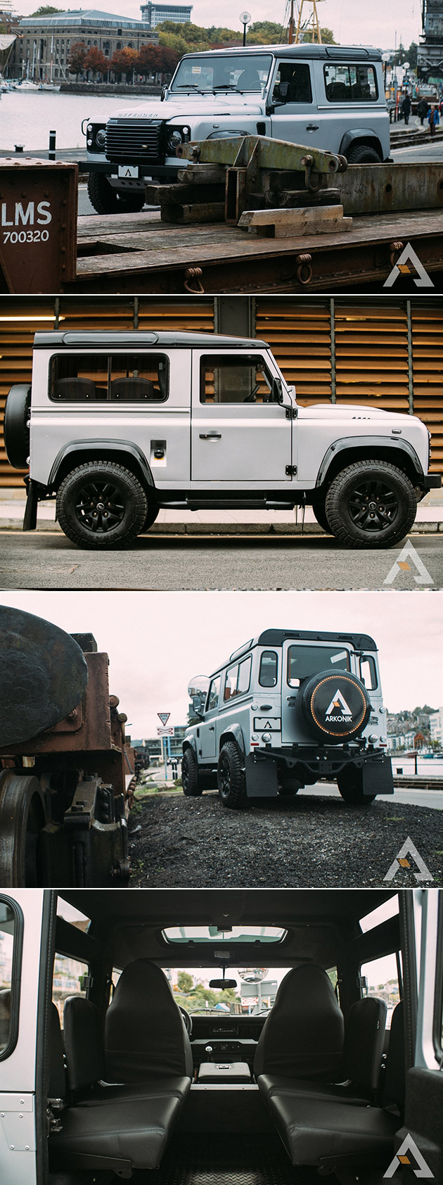 APEX Land Rover Defender