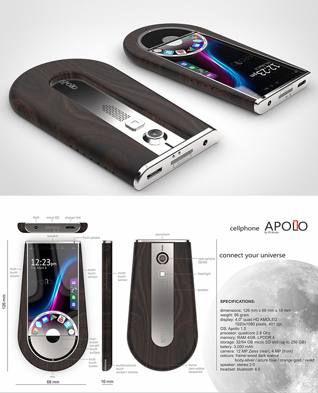 Apollo 1 Smartphone