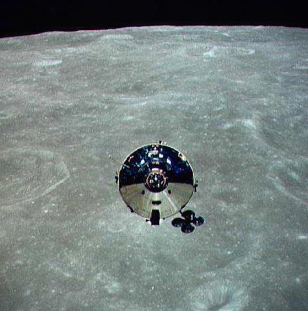 Apollo 10 Strange Sounds