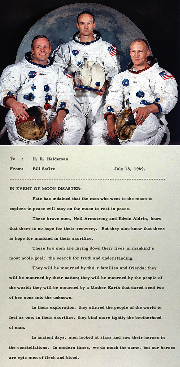 Apollo 11 Speech