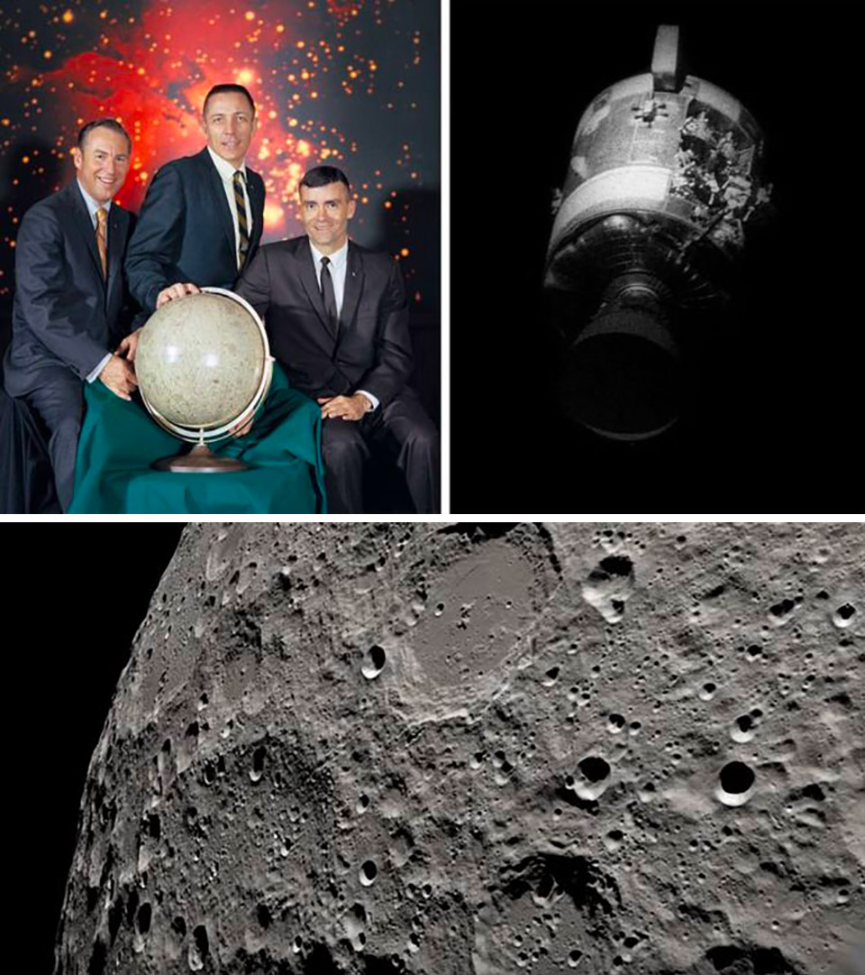 Apollo 13 NASA Moon 50th Anniversary