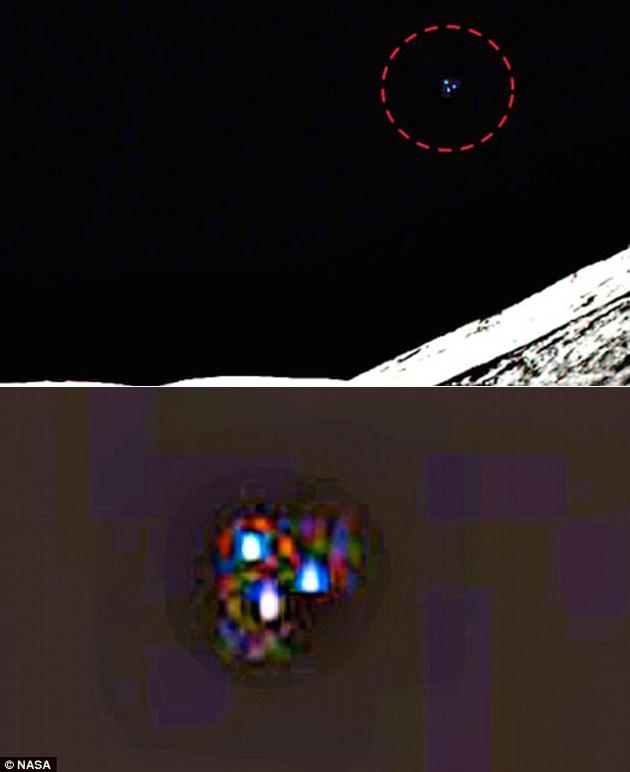 Apollo 17 UFO