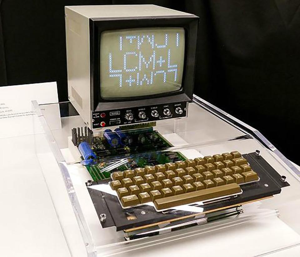 Apple-I Computer Steve Jobs Wozniak