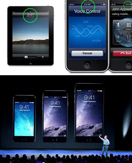 Apple 9:41 Secret