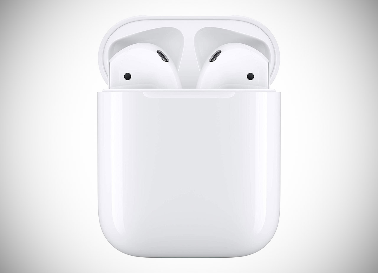 Apple AirPods 2 with Charging Case 2021