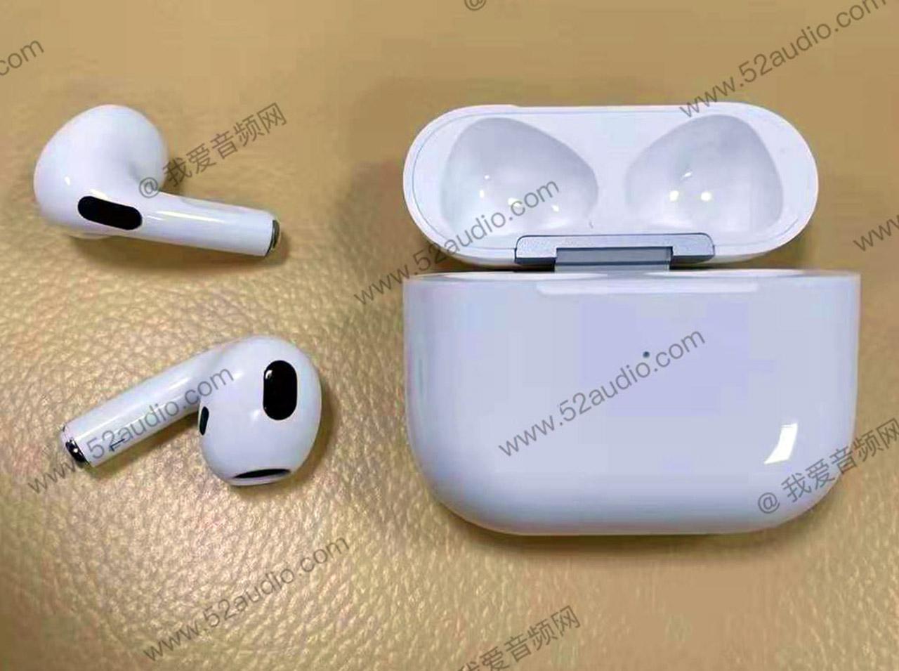 Apple AirPods 3 Leak Release