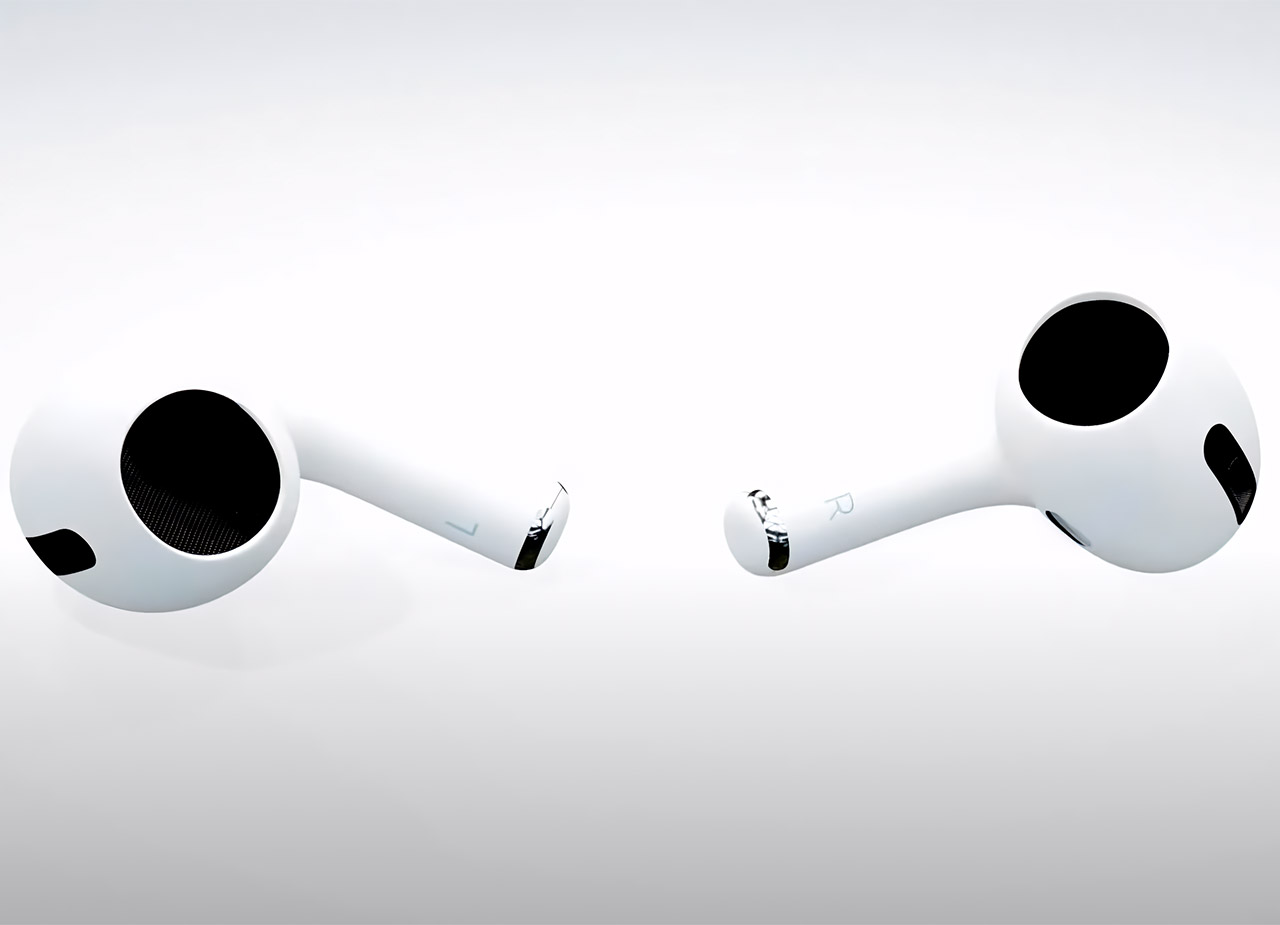 Apple AirPods 3 Reveal Event