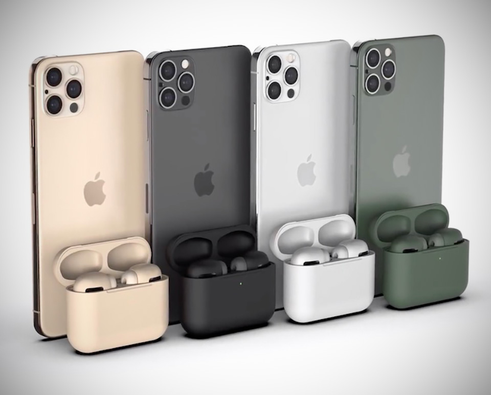 Apple AirPods Pro Colors