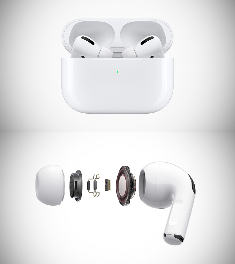 Apple AirPods Pro Hands-On