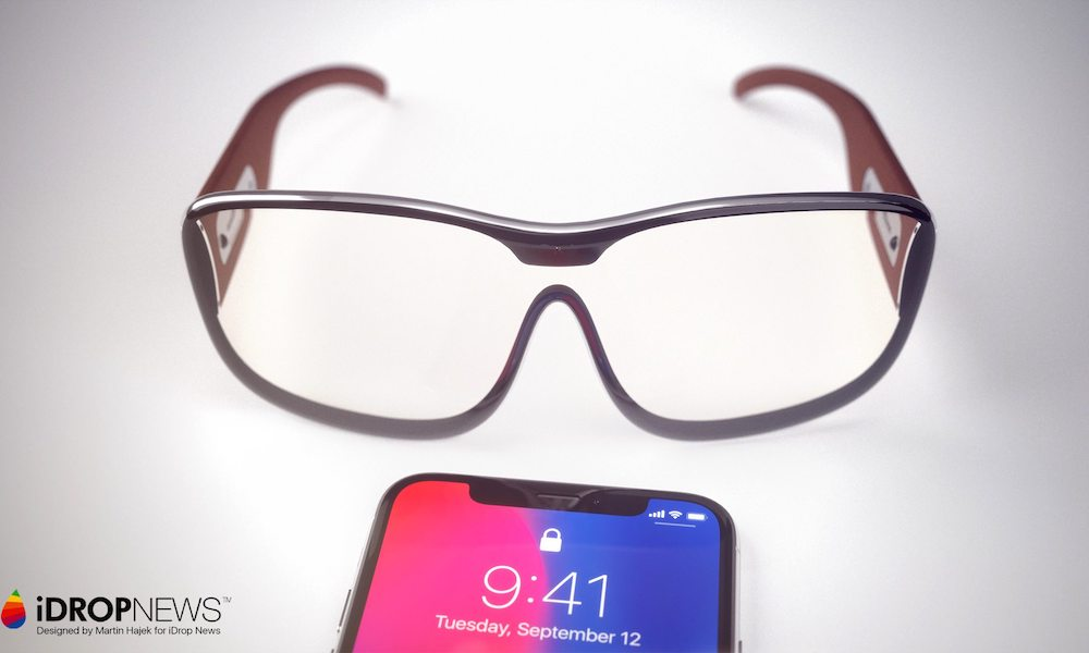 Apple Augmented Reality Glasses Release