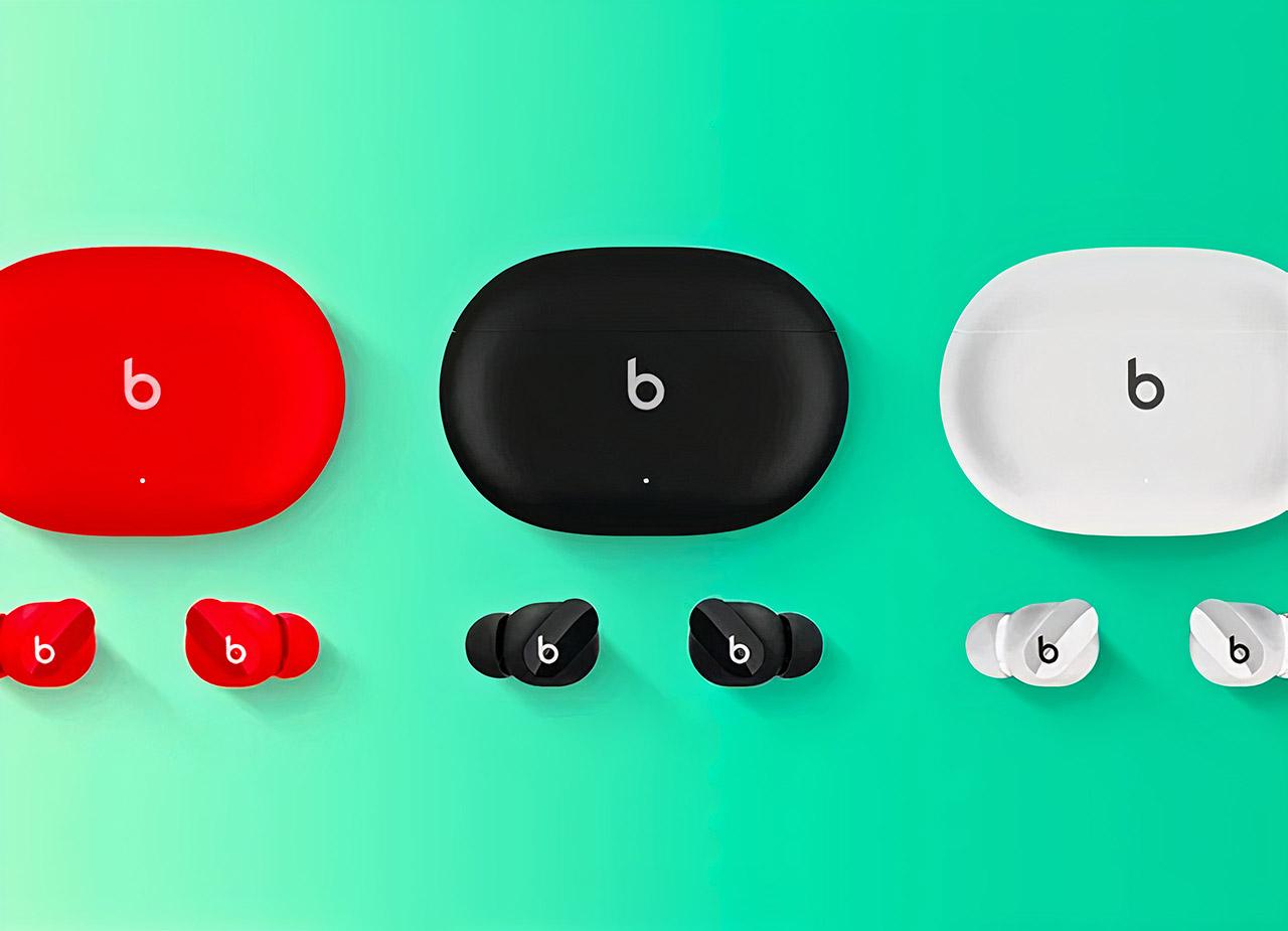 Apple Beats Studio Buds iOS AirPods