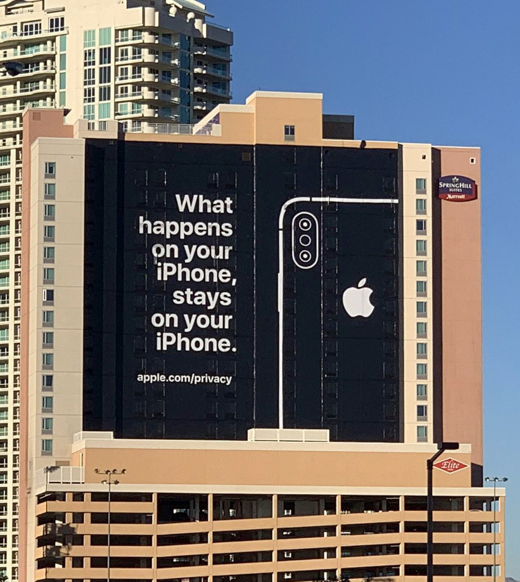 Apple CES Privacy Ad