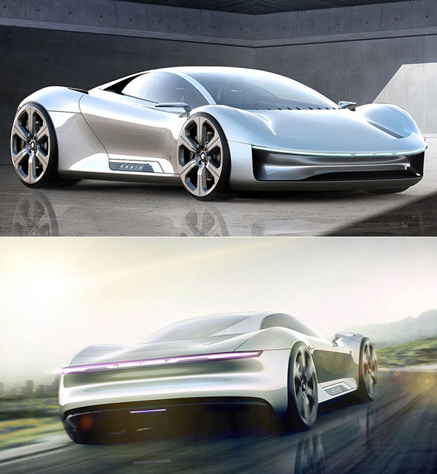 Apple Electric Supercar