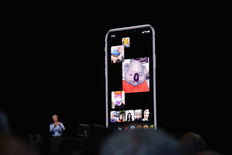 Apple FaceTime Bug iPhone